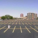 sample parking lot project